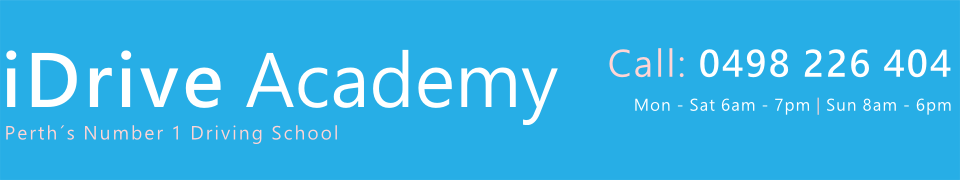 iDrive Academy – Perth's Best Western Suburbs Driving School, Cottesloe Driving School